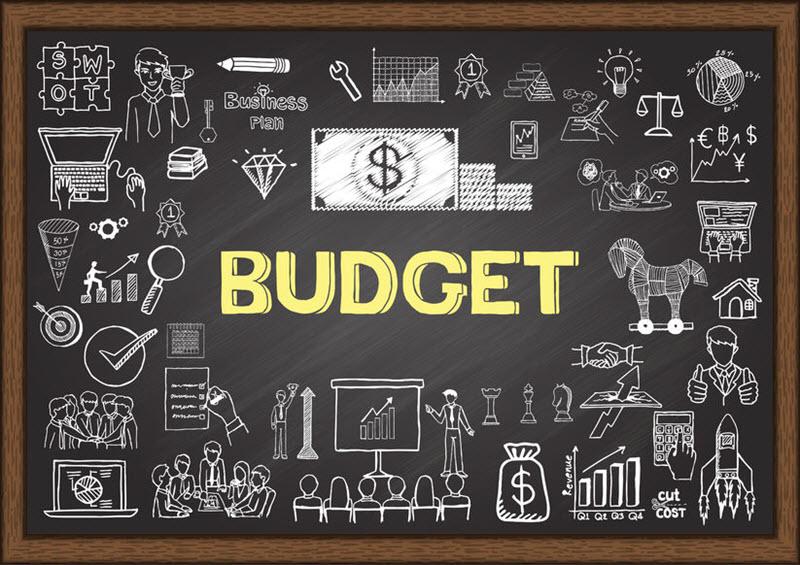 3-way budget