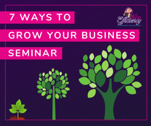 business growth seminar
