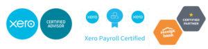 Xero Payroll Receipt Bank Certified Advisor