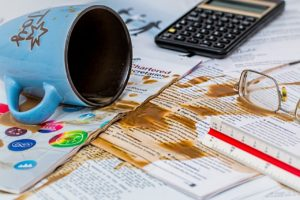 bookkeeping errors