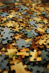 Bookkeeping Puzzle